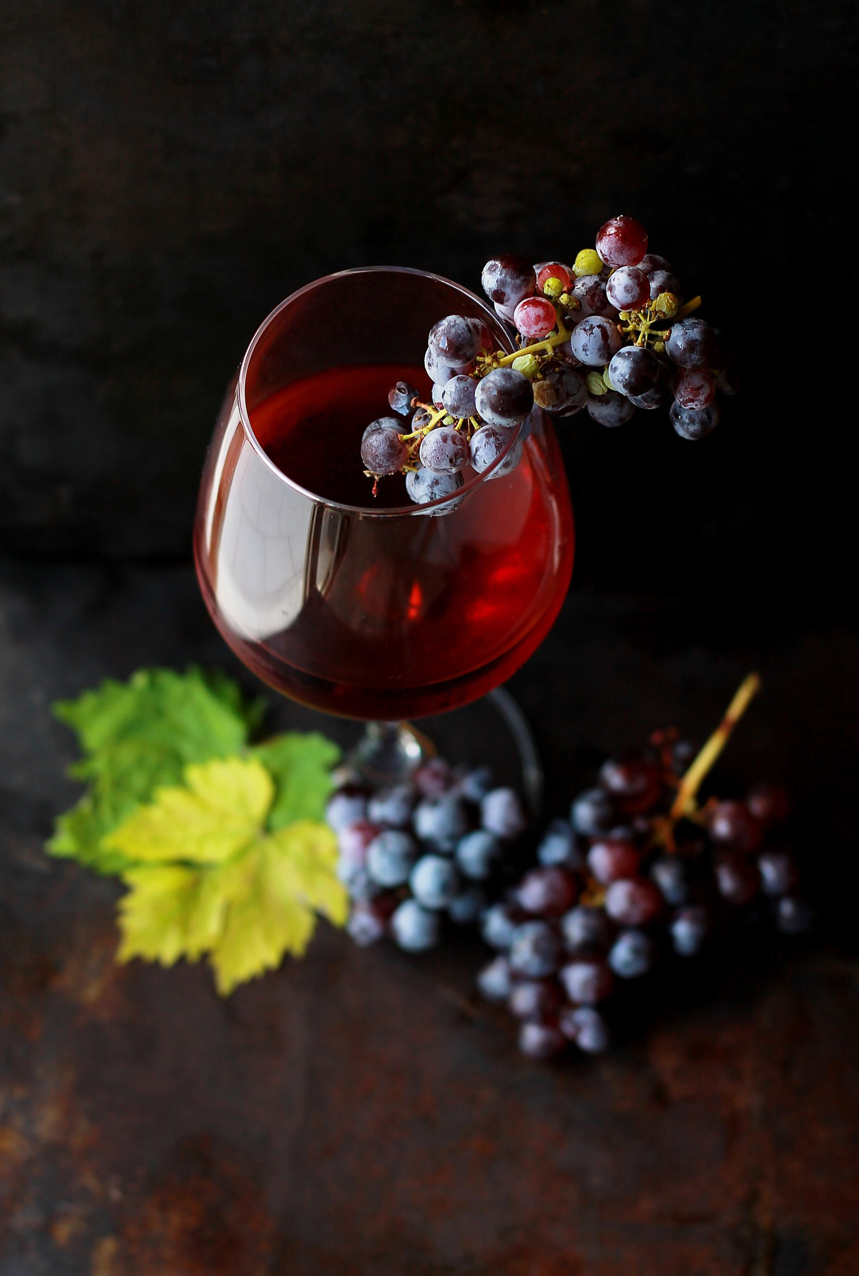 De la uva al vino